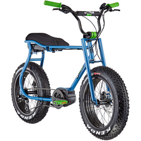 Ruff Cycles Lil'Buddy Bosch Active Line 300Wh, blue/green